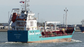 Greenergy time-charters two bunkering vessels for marine fuel deliveries