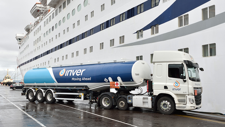 Greenergy extends its UK marine fuel supply to include 0.5% sulphur fuel